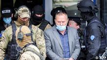 Kosovo Ex-UCK-Kämpfer Hysni Gucati verhaftet