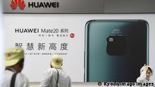 China Huawei Smartphone-Werk in Dongguan