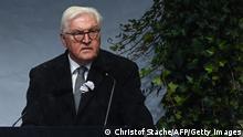 Deutschland l Gedenken zum Oktoberfest-Attentat in München, Bundespräsident Steinmeier