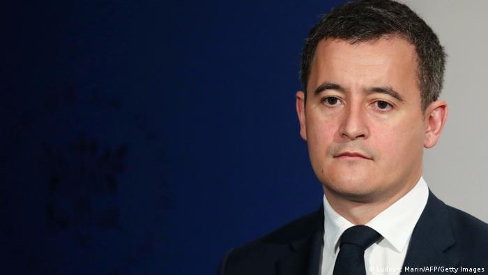 Frankreich I Minister I Gerald Darmanin (Ludovic Marin/AFP/Getty Images)