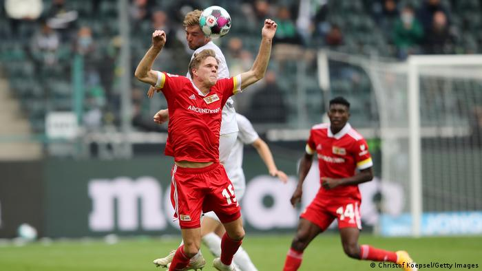Borussia Moenchengladbach v 1. FC Union Berlin - Bundesliga (Christof Koepsel/Getty Images)