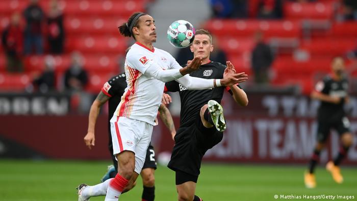 Yusuf Poulsen estará ausente debido a una lesión.