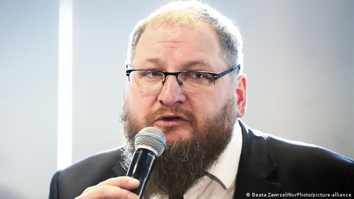 Piotr Cywiński é o diretor do Memorial de Auschwitz-Birkenau