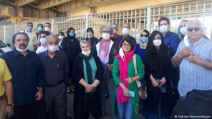 Iran | Schriftstellervereinigung (Kanoon Nevisandegan)