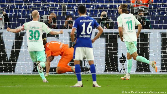 FC Schalke 04 v SV Werder Bremen - Bundesliga (Dean Mouhtaropoulos/Getty Images)