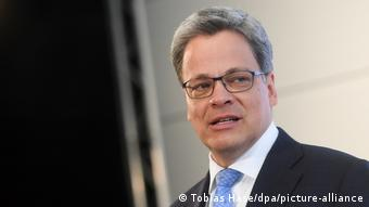 Manfred Knof, Vorstandsvorsitzender der Commernzbank