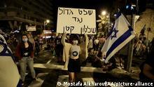 Jerusalem | Anti Netanjahu Protest
