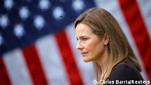 Washington Trump Vorstellung Supreme Court Richterin Nominierte Amy Coney Barrett