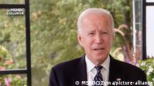 Joe Biden Interview MSNBC (MSNBC/Zuma/picture-alliance)