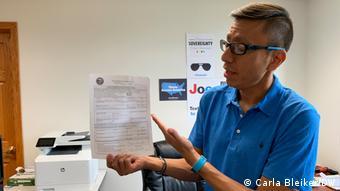 Kelen se bori da se što više urođenika upiše na birački spisak