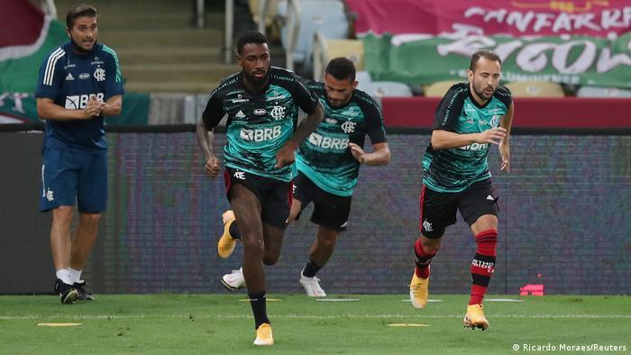 Fußball Brasilien Rio Mannschaft CR Flamengo
