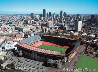 Das Ellis-Park-Stadion in Johannesburg (Foto: South Africa Tourism)