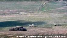 Aserbaidschan Berg-Karabach Militärkonflikt