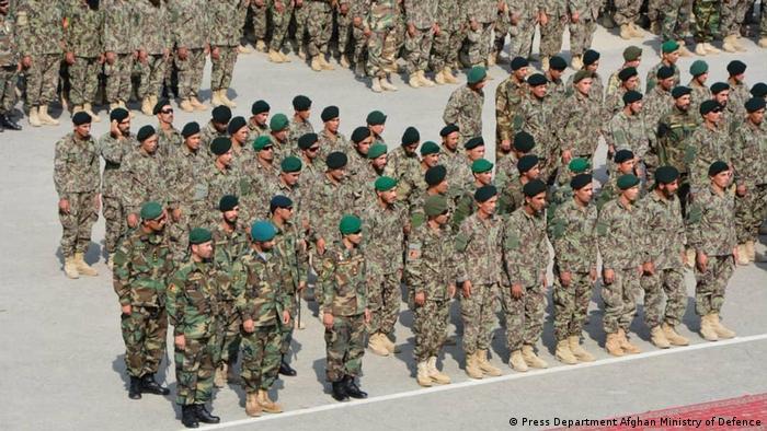 NATO, Afgan güvenlik güçlerinin ülke içindeki eğitim programını sonlandırdı