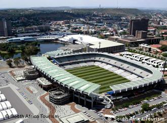 Das Free State Stadion in Bloemfontein. (Foto: South Africa Tourism)