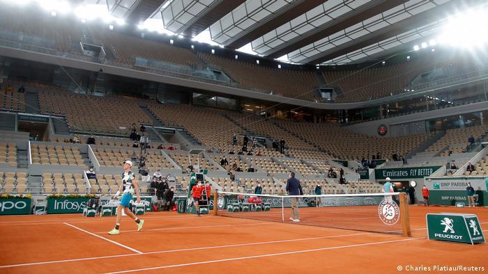 Frankreich Paris | French Open 2020 | Stade Roland Garros
