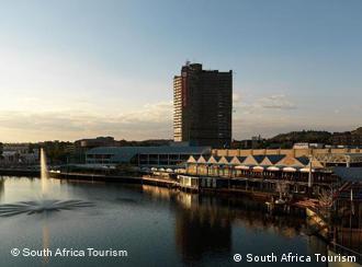 Stadtansicht von Bloemfontein. (Foto: Soth Africa Tourism)