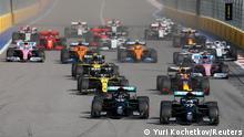 Russland Sotchi | Formel 1