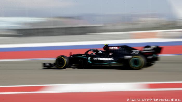 Russland Sotchi | Formel 1 - Valtteri Bottas