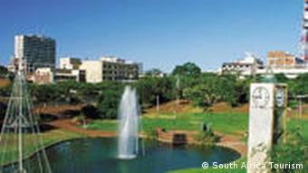 Die WM-Stadt Polokwane (Foto: South Africa Tourism)