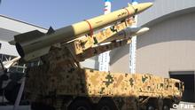 Iran | Revolutionsgarden stellen neue ballistische Marine-Rakete vor