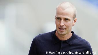 Sebastian Hoeneß, l'entraîneur du TSG Hoffenheim