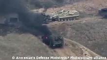 Aserbaidschan | Nagorno-Karabakh Eskalation