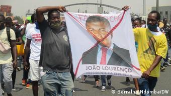 Angola | Proteste in Luanda