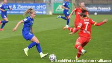1.Frauenbundesliga   Turbine Potsdam vs. Bayer 04 Leverkusen