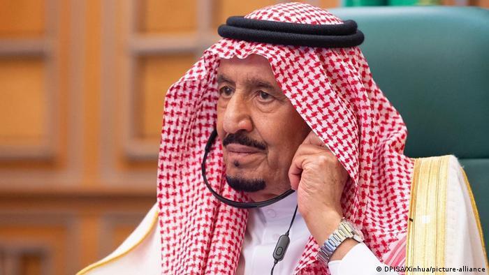Saudi-Arabien König Salman bin Abdulaziz Al Saud