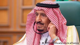 Στα 84 χρόνια του ο μονάρχης Σαλμάν προεδρεύει της ομάδας G20