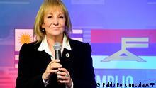 Uruguay | Kommunalwahlen | Bürgermeister von Montevideo | Carolina Cosse