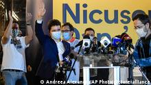 Rumänien | Kommunalwahlen | Sieger | Nicusor Dan