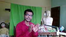 Indien I Soumya Sengupta I Online Unterricht