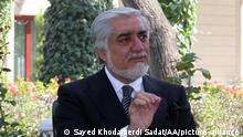 Afghanistan, Kabul I Abdullah Abdullah