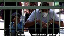 Griechenland Eleonas Flüchtlingslager