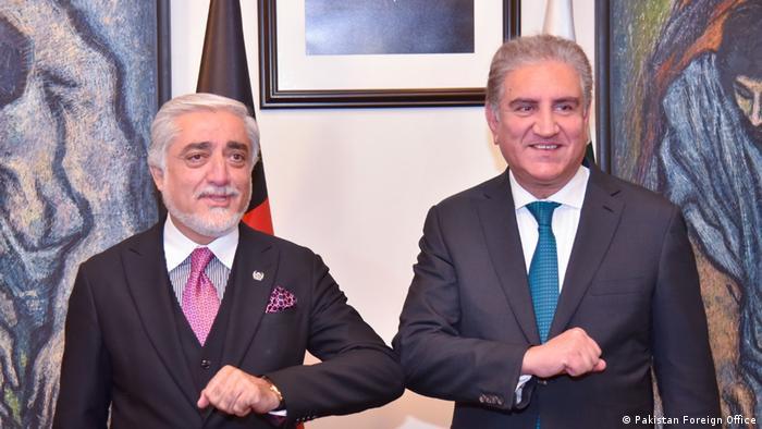Abdullah Abdullah besucht Pakistan (Pakistan Foreign Office)