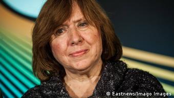 Светлана Алексиевич - белорусская писательница, лауреат Нобелевской премии по литературе 2015 года