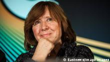 Literaturnobelpreisträgerin I Swetlana Alexijewitsch