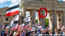 Querdenken-Bewegung | Anti-Corona - Großdemo in Berlin