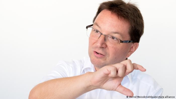Michael Blume, comisionado de antisemitismo del estado federado de Baden-Württemberg