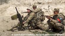 Aserbaidschan Konflikt um Berg-Karabach