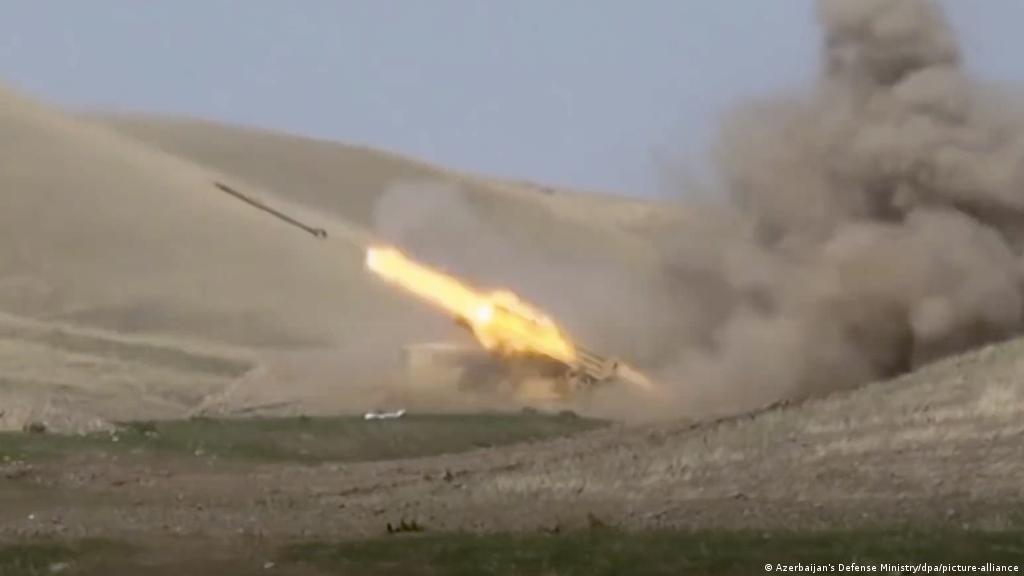 Was Befeuert Den Krieg Um Berg Karabach Europa Dw 28 09 2020