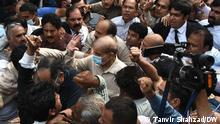 Pakistan Shebaz Shreefs Festnahme