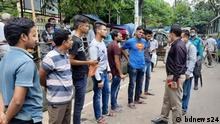 Bangladesch | 50 Bußgelder wegen fehlendem Mundschutz