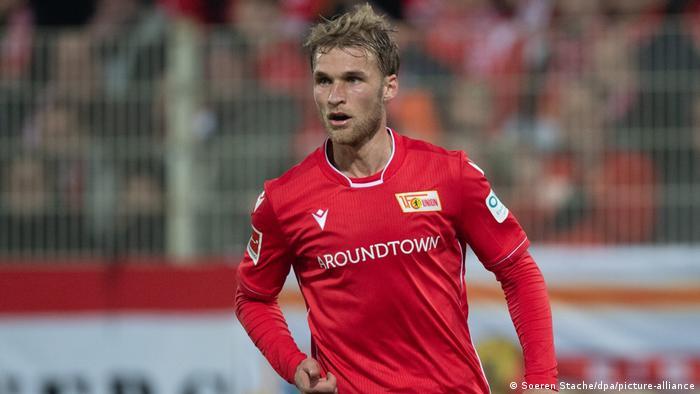 Fußball Sebastian Andersson (Soeren Stache/dpa/picture-alliance)