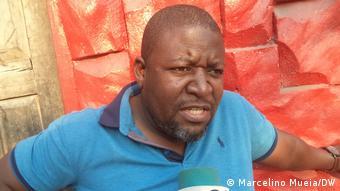 Mosambik Cassimo Jamal