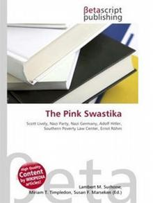 Buchcover 'The pink Swastika' von Autor Scott Lively