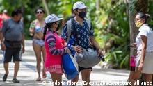 Mexiko | Coronavirus | Touristenattraktionen