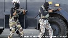 Symbolbild Saudi-Arabien | Saudische Spezialeinheiten